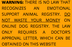 companion animal letter emotional support animal approval prescriptions 20925 | Screen Shot 2014 10 26 at 11.38.07 PM